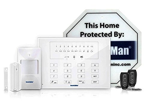 Securityman Air-AlarmIIE Wireless Smart Home