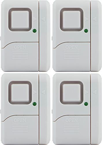 GE Personal Security Window/Door Alarm,