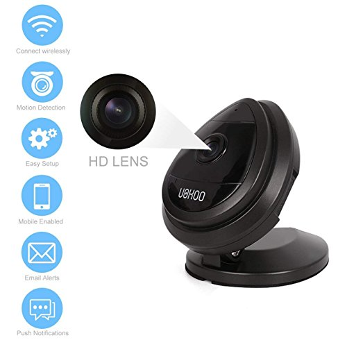 Home Security Camera, WiFi Wireless