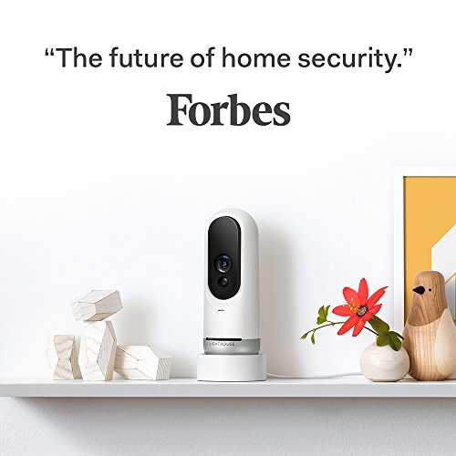 Lighthouse - Number 1 Rated AI Home Security Camera by Gizmodo