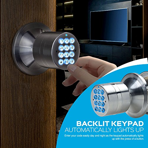 Advanced Security TurboLock Keypad Keyless