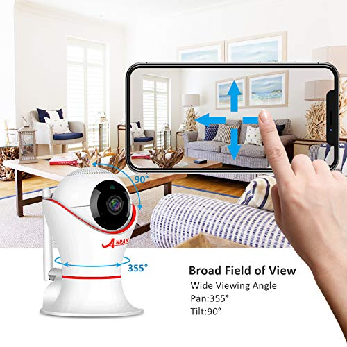 HD 1080P 360 Home Wireless