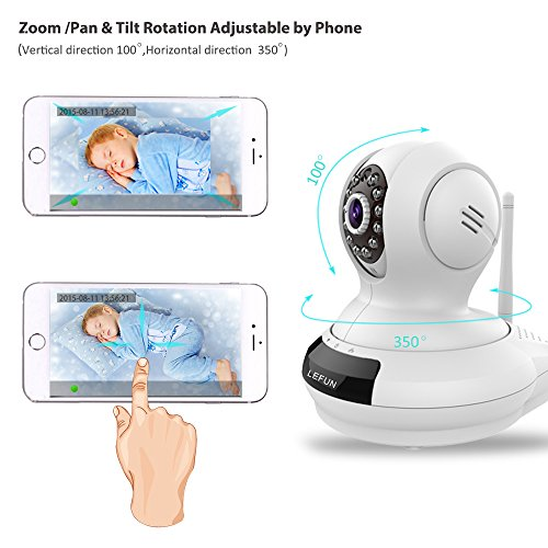 Lefun 720p Wireless WiFi Surveillance