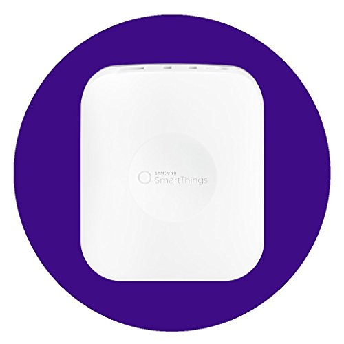Samsung SmartThings F-MN US-2 Home Monitoring Kit, White