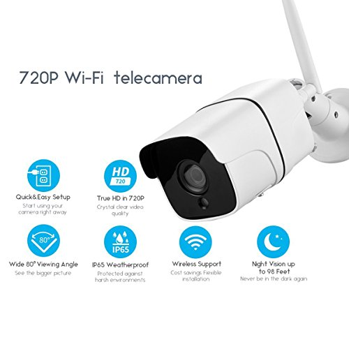 WiFi Camera Outdoor Wireless IP