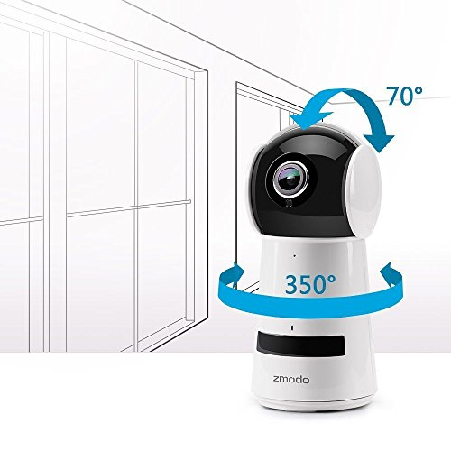 Zmodo 1080P HD Home Camera,