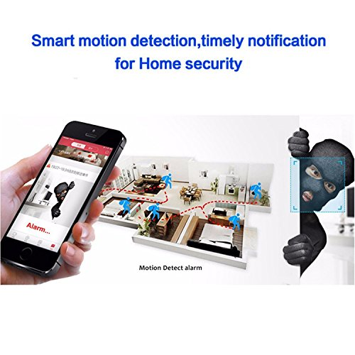 1080P WiFi Secuity Bulb Camera,HD