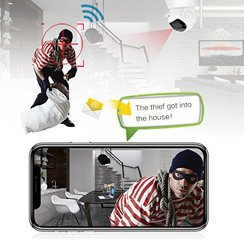 (Pro) Home Wireless IP Camera