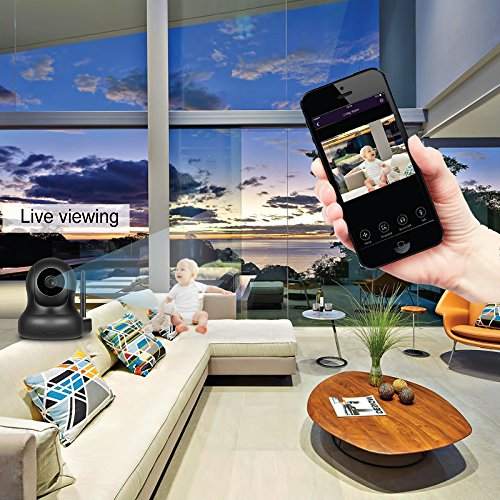 Wifi Alarm system, Wireless LAN+Wi-Fi+GSM