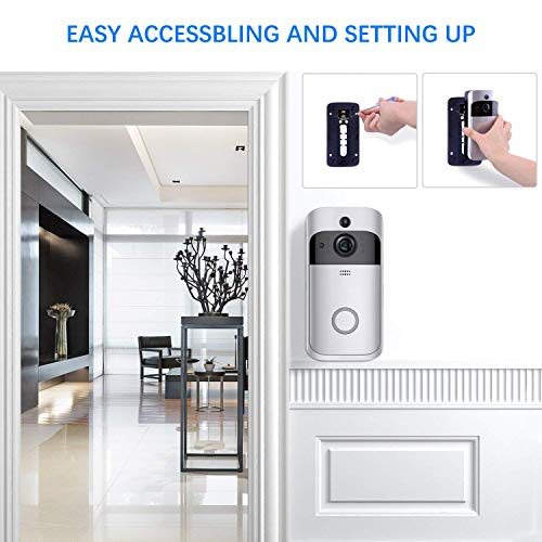 Wifi Video Doorbell, NOKONO Smart