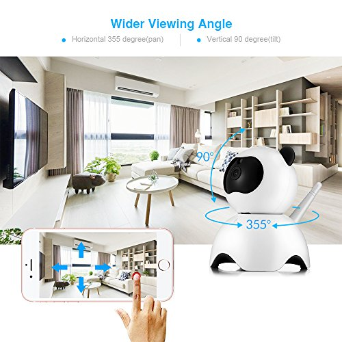 Wireless Home IP Security Camera