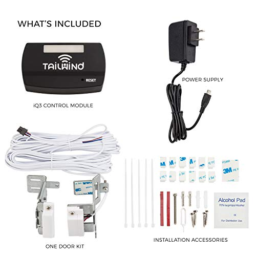 Tailwind iQ3 Smart WiFi Garage
