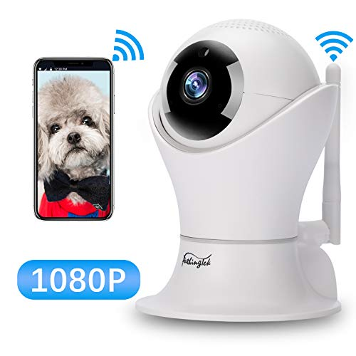 WiFi IP Camera 1080P HD