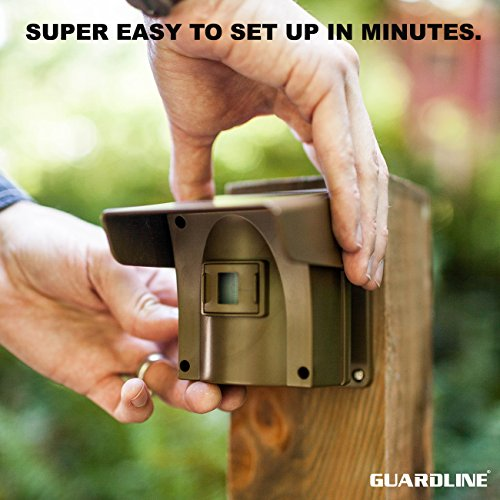 Guardline Wireless Driveway Alarm- Top