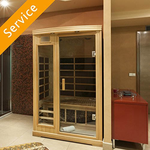 Indoor Sauna Assembly – 3