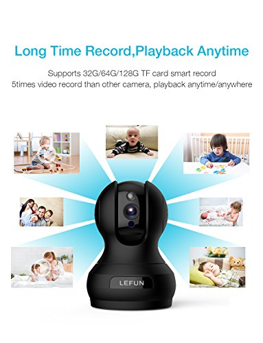 Lefun 1080P Wireless Security Indoor