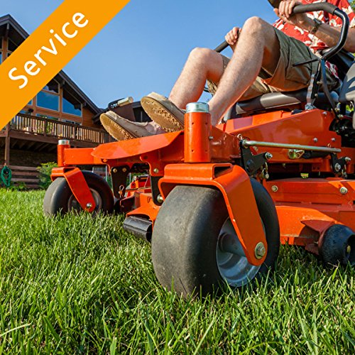 Riding Lawn Mower Assembly –