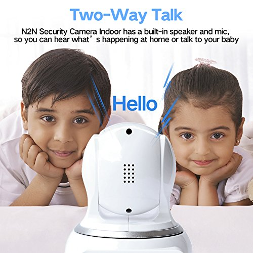 HD IP Security Camera with