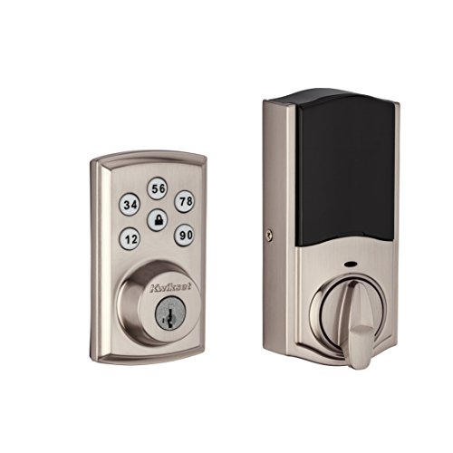 Kwikset 888ZW500-15S Smartcode 888 Electronic Deadbolt with Z-Wave Technology