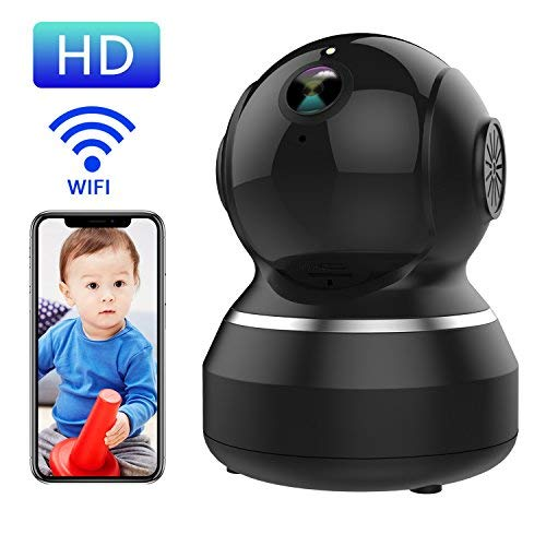 WONNIE Wireless IP Camera 1080P,