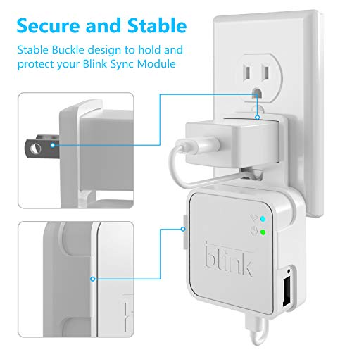 Coolwufan Outlet Wall Mount for
