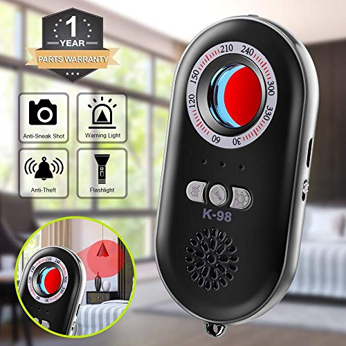 Eilimy Anti-Spy Hidden Camera Detector