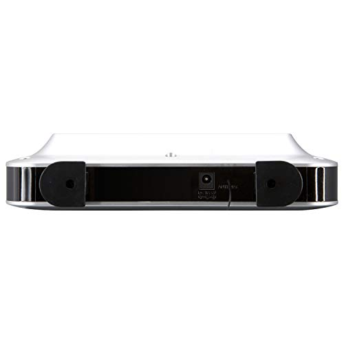 iLive Wireless Under Cabinet Bluetooth FM Radio, 9.09 X 7.32 X 2.44 Inches, Includes Mounting Hardware (IKB318S)