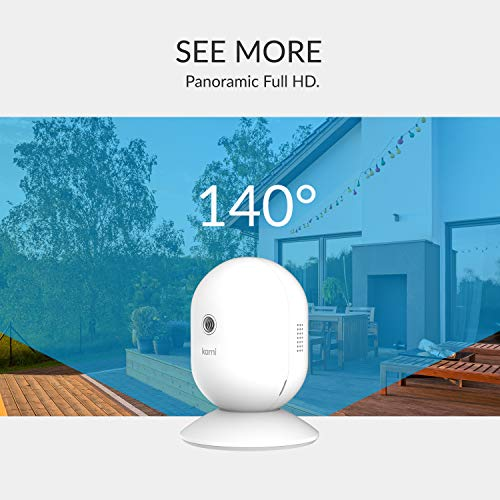 Kami 1080P Wire-Free Home Camera