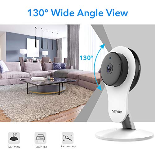 Pet Camera, Netvue Home Camera