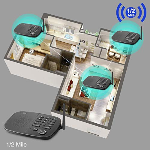 Wireless Intercom System Hosmart 1/2