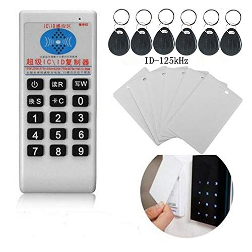 125kHz Frequency RFID Card Copier