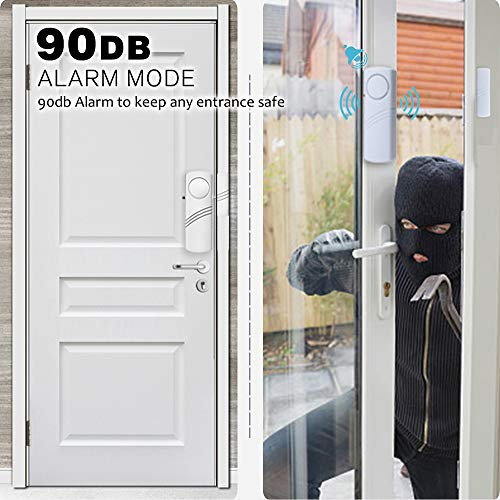 2PCS Window Door Alarm, Professional
