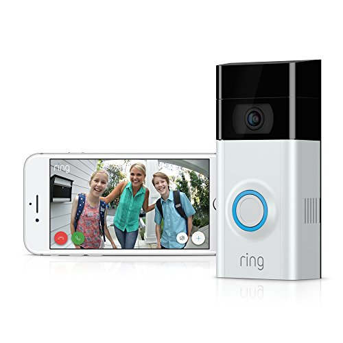Certified Refurbished Ring Video Doorbell 2