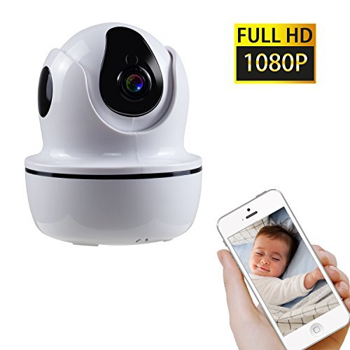 NEXGADGET 1080P Wireless Security Camera