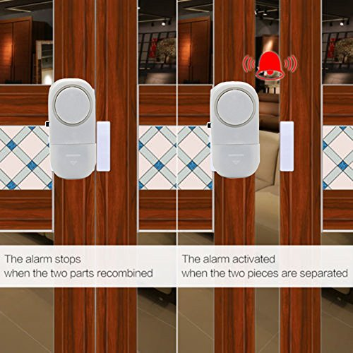 Door Window Alarm, Home Security