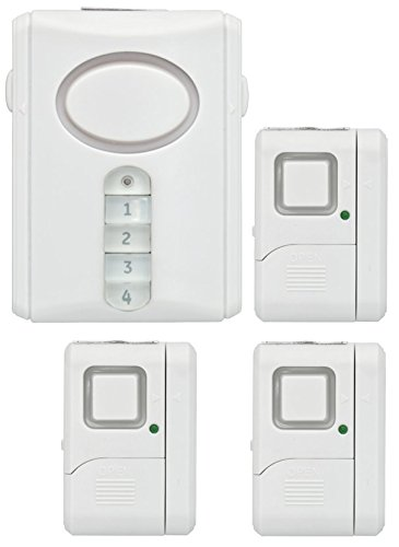 GE Personal Security Alarm Kit,
