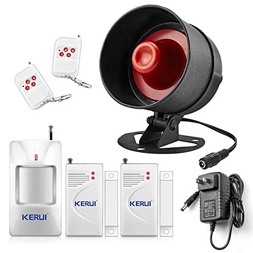KERUI Home Security System Indoor