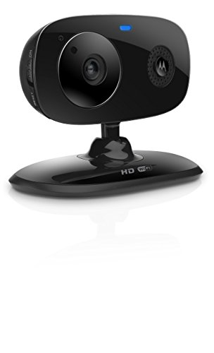 Motorola FOCUS66 Wi-Fi HD Home Monitoring Camera (Renewed)