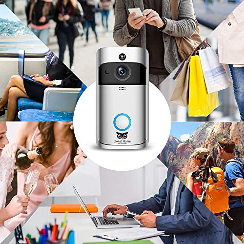 Owlet Home Smart Video Doorbell