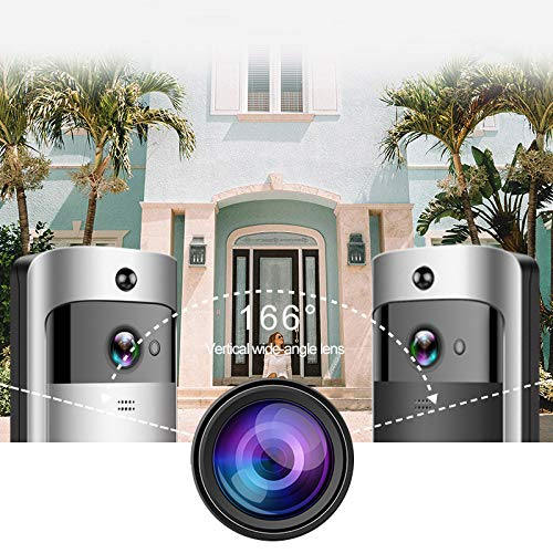 Smart Wireless WiFi Phone Door Bell Camera