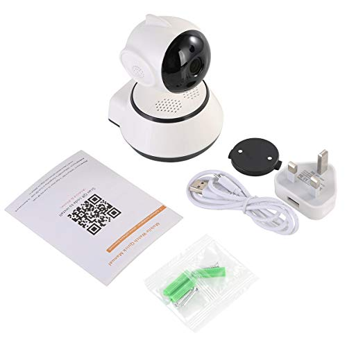 Tianhaik HD Indoor Wireless Smart Home Camera with Night Vision