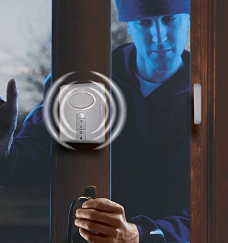 GE Deluxe Wireless Door