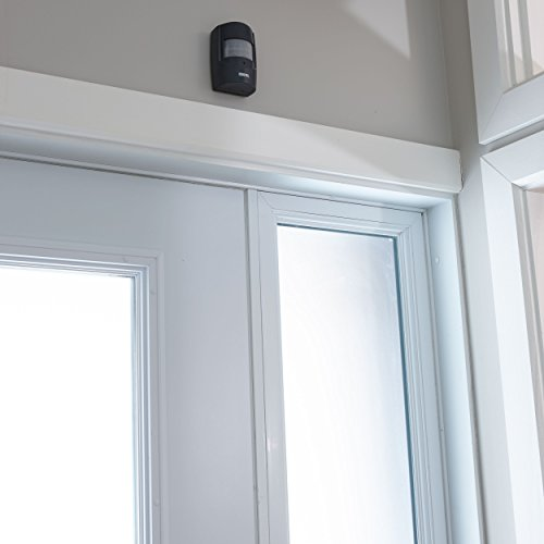 Ideal Security SK602G QH Wireless Motion Package Battery-operated & Weatherproof - 1 Sensor and 1 Alarm, Grey