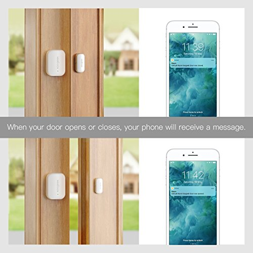 Koogeek Wireless Door Window