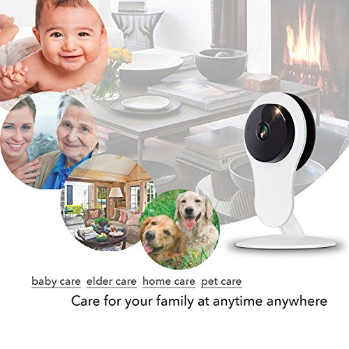 Home Security Camera, works with