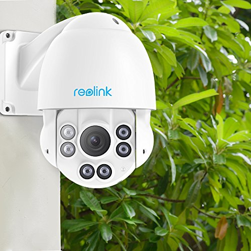 Reolink PTZ PoE IP Security