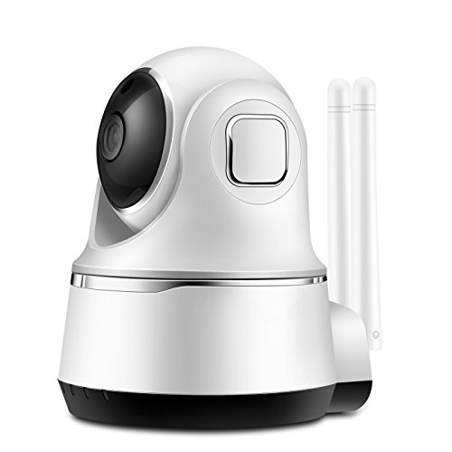 Wifi Camera with Two-way Audio,720P