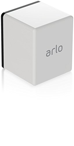 Arlo Smart Home - Add-on HD Security Camera, 100{4d23506f2cf001f37f5d6c3195fae9409c0e40a95273e5e30fbabb68bf96588b} Wire-Free, Indoor/Outdoor with Night Vision by NETGEAR (VMC3030-100EUS)