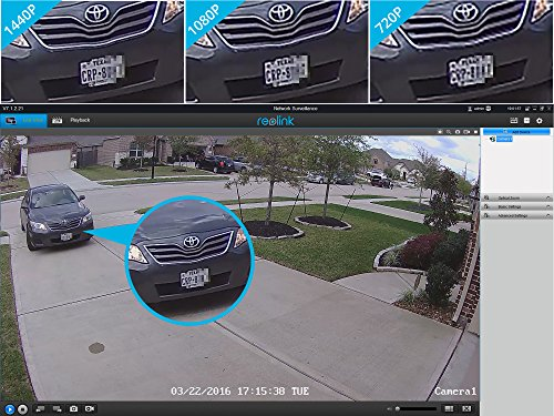 Reolink PoE Home Security Camera