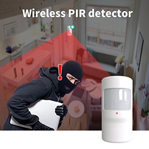 Home Security System,Golden Security touch